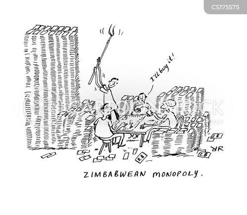 monopoly cartoon