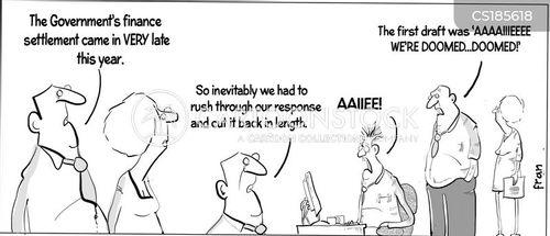 uk budget cartoon