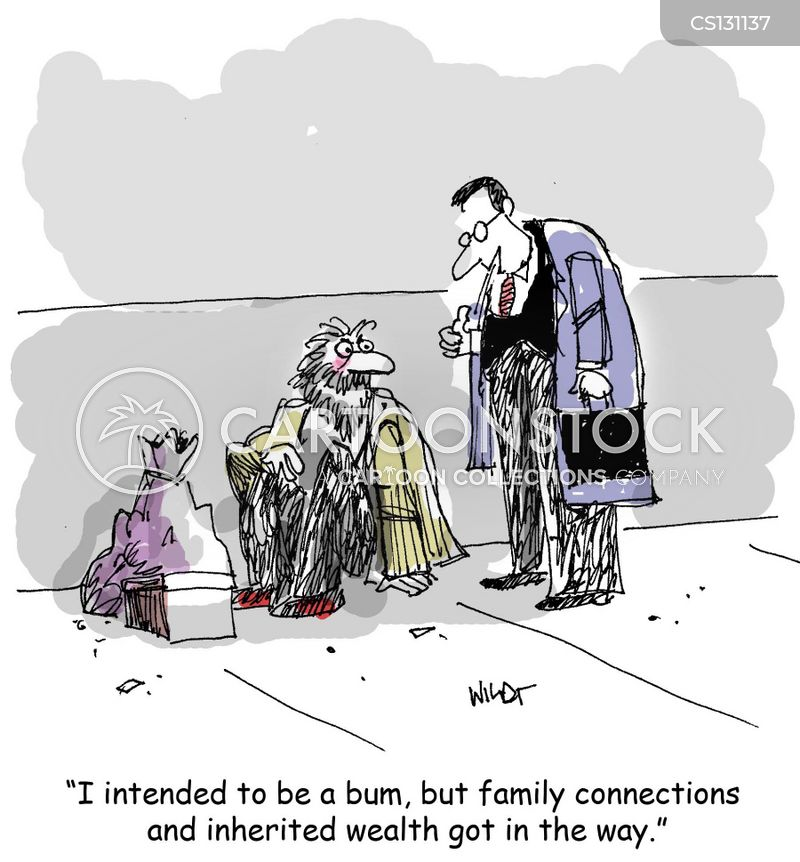 family connections cartoon