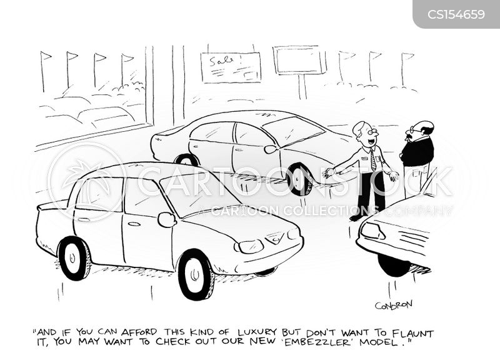 upscale cartoon