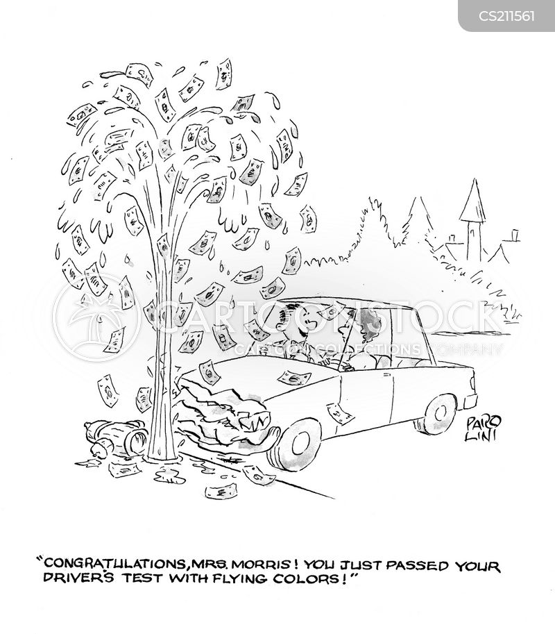 Passing Driving Test cartoons, Passing Driving Test cartoon, funny, Passing Driving Test picture, Passing Driving Test pictures, Passing Driving Test image, Passing Driving Test images, Passing Driving Test illustration, Passing Driving Test illustrations