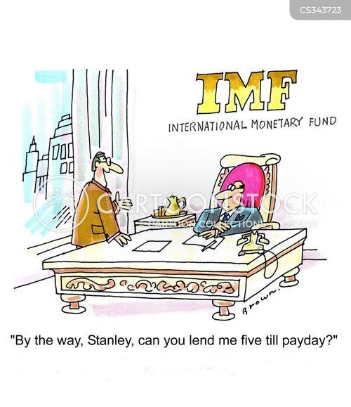 imf cartoon