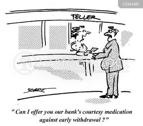 courtesy services cartoon