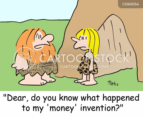 paleontologist cartoon