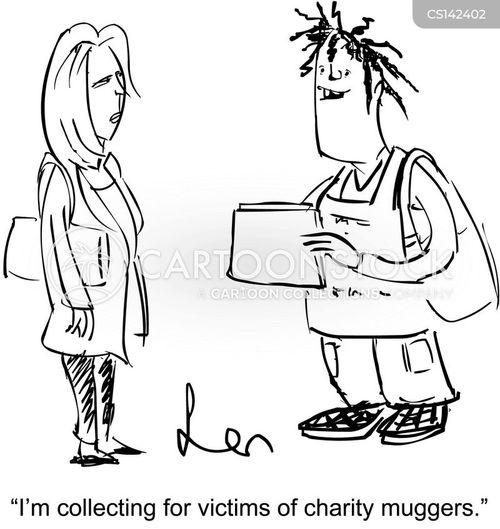 chuggers cartoon