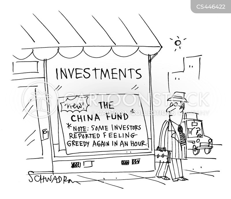 bond market cartoon