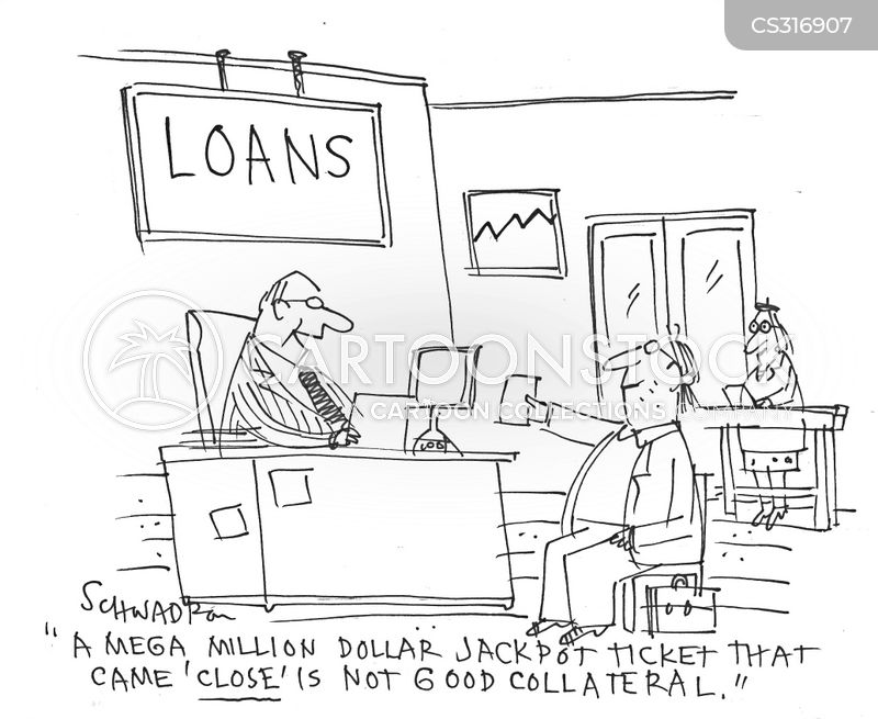 jackpots cartoon