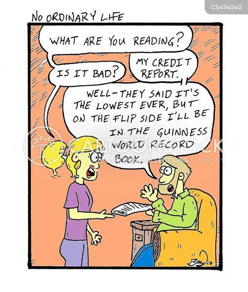 world records cartoon