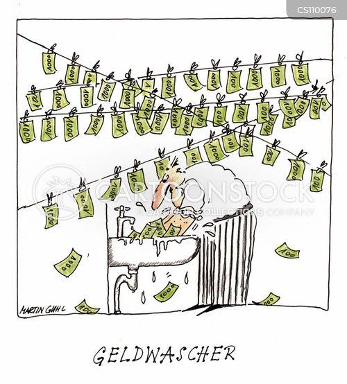 gangsers cartoon