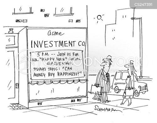 social gathering cartoon