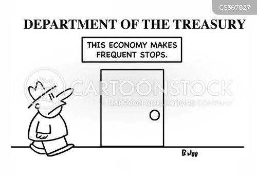 cancelled economics cartoon