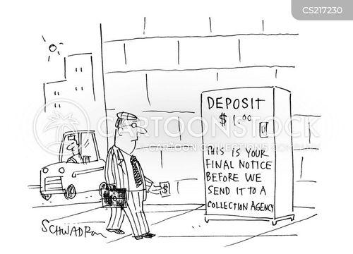 non refundable cartoon