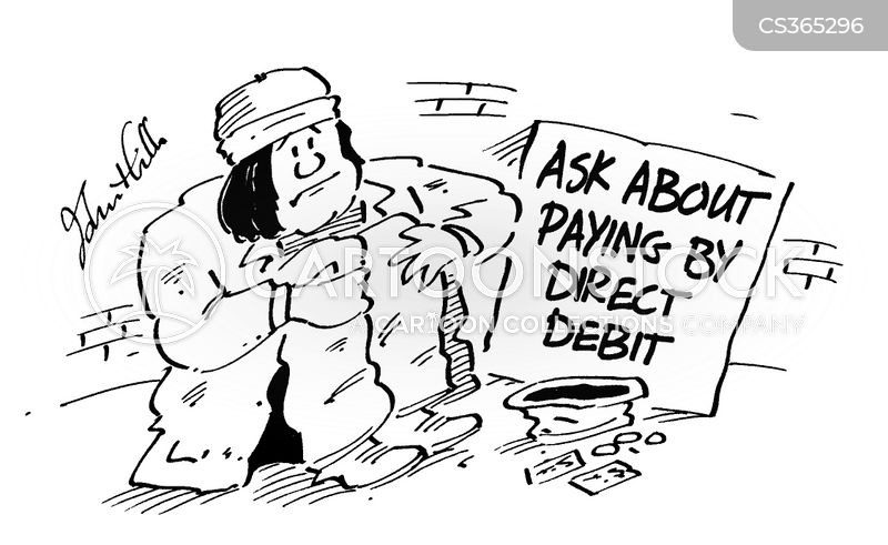 money making schemes cartoon