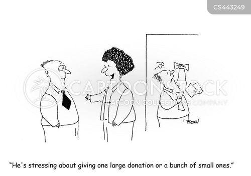 good cause cartoon