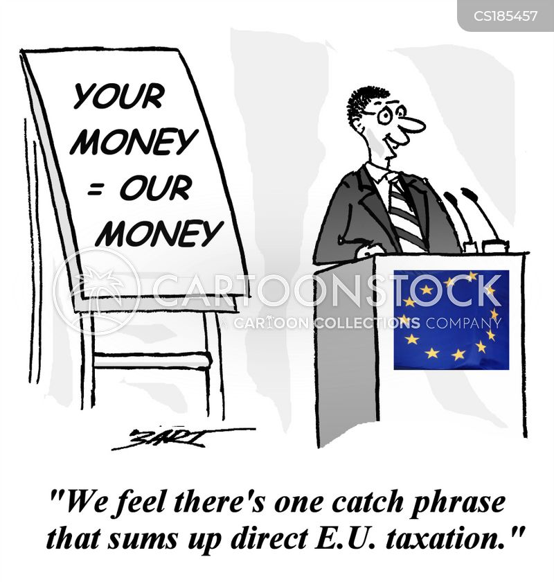 european parliament cartoon