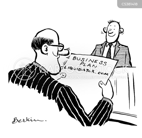 e commerce cartoon
