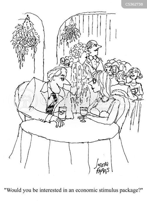 boring date cartoon