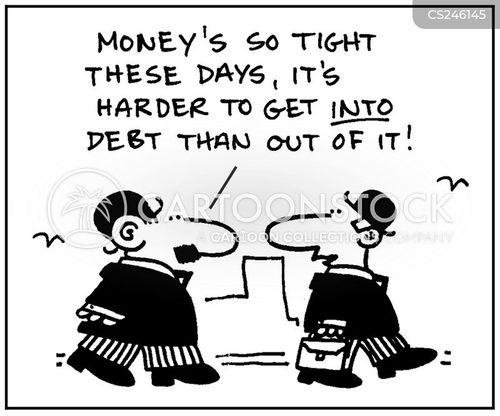 responsible lending cartoon