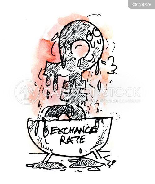 global downturn cartoon