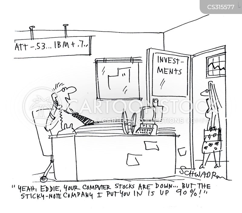 economically cartoon
