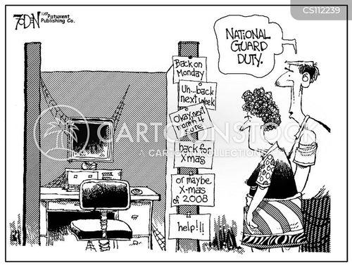 economic crashes cartoon