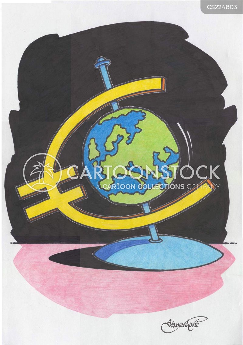 common currency cartoon