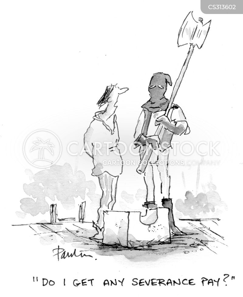 death sentances cartoon
