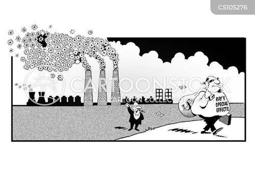 furnaces cartoon