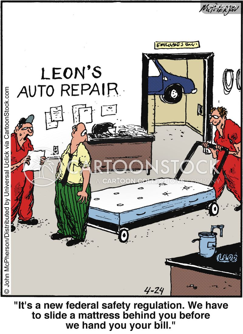 repaired cartoon