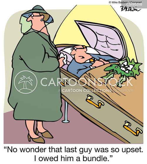 swindle cartoon