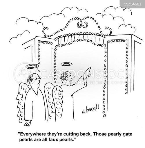 cut-backs cartoon