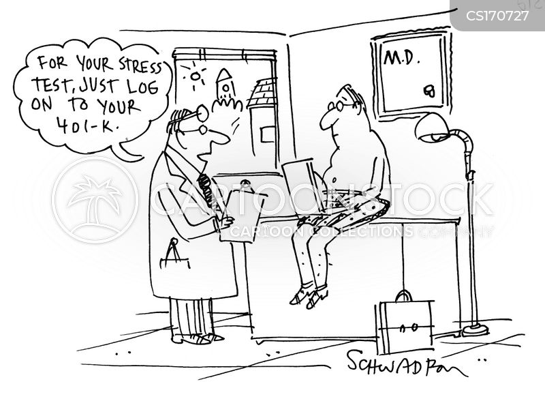 tested cartoon