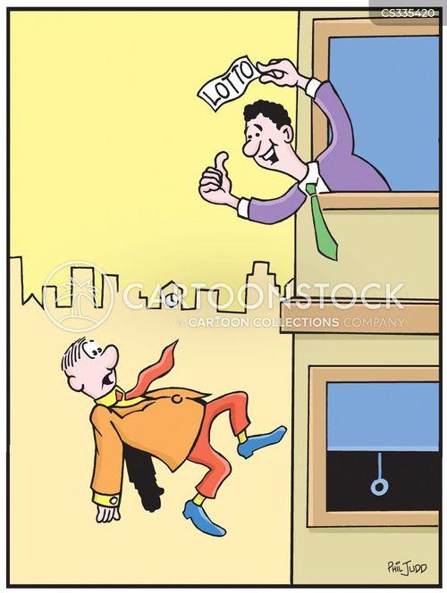 holder cartoon