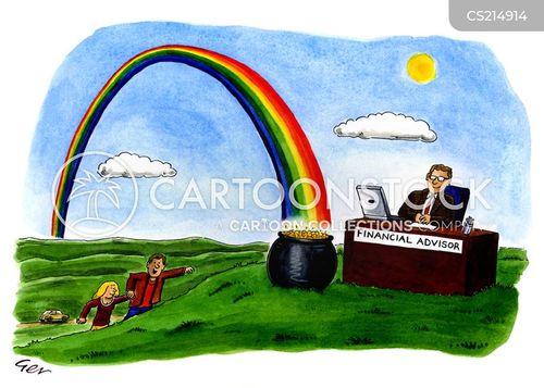 windfall cartoon