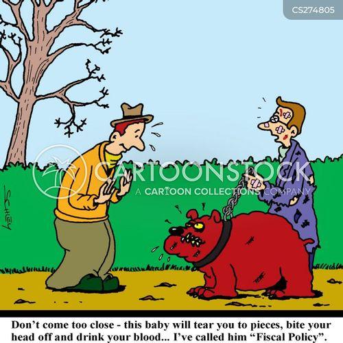 fiscal policies cartoon