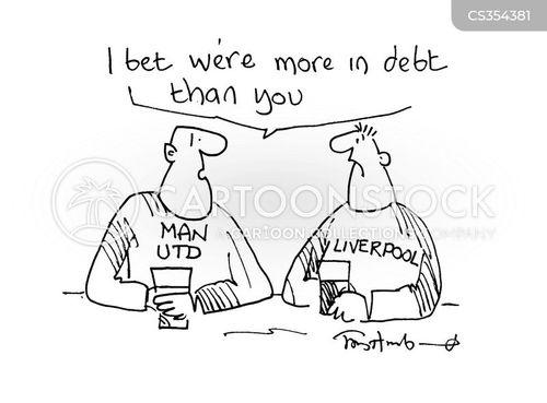 one-upmanship cartoon