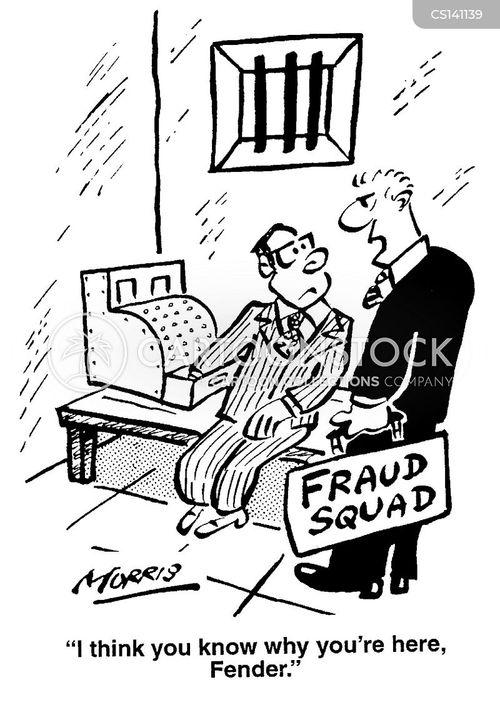 imprisoning cartoon