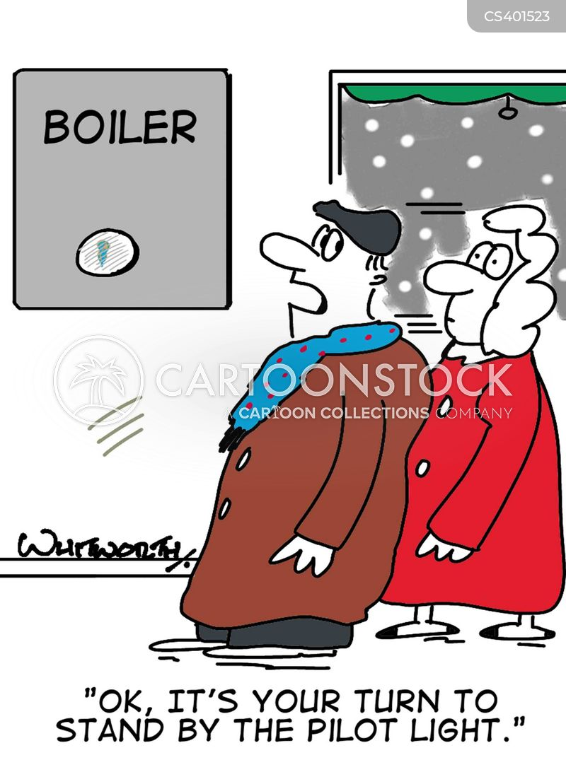 gas bills cartoon