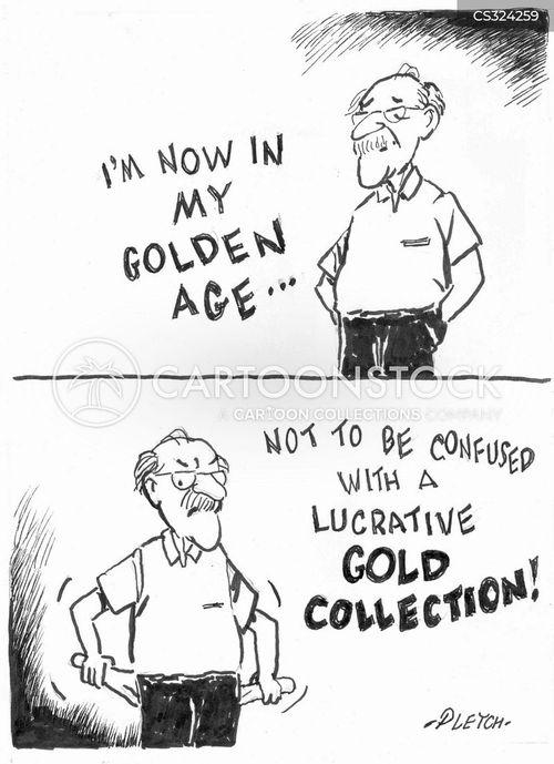 golden ages cartoon