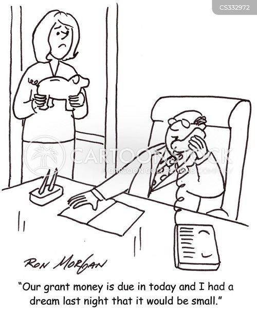 premonition cartoon