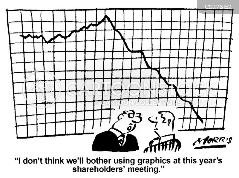 falling figures cartoon