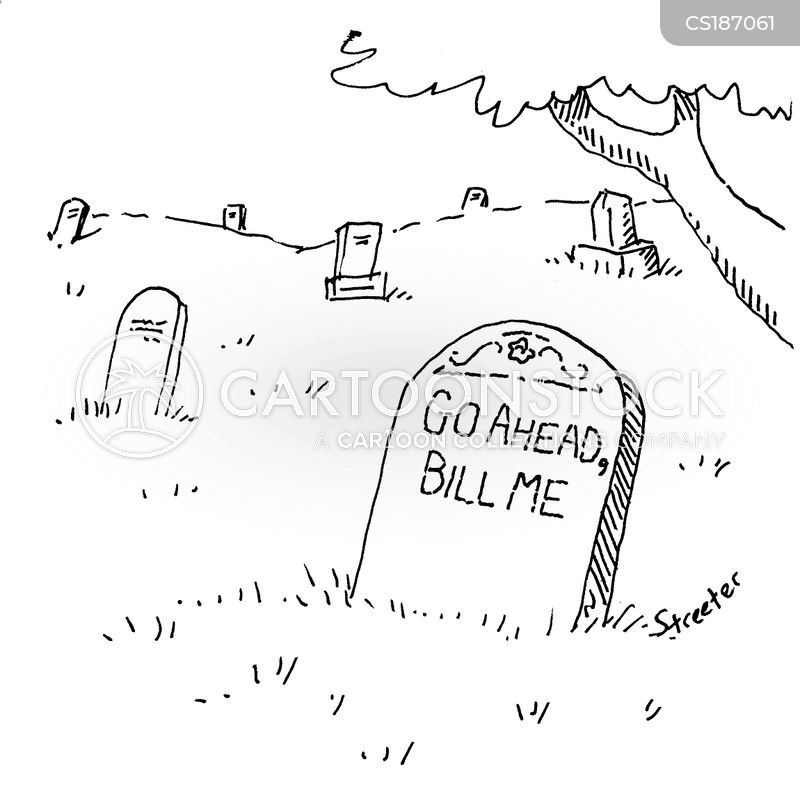 eulogy cartoon