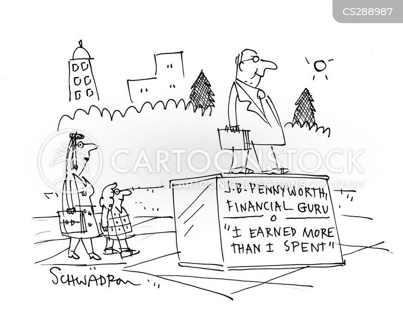 spendings cartoon