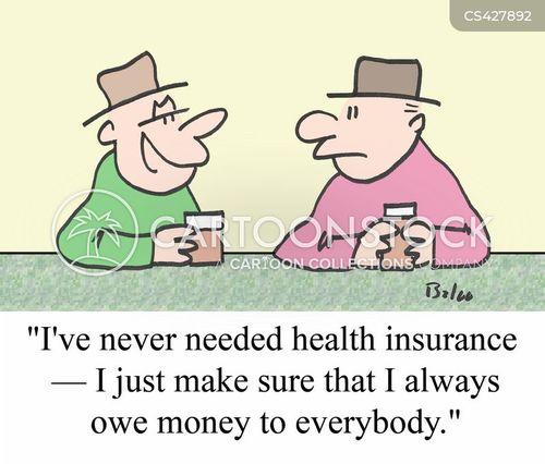 medical policy cartoon