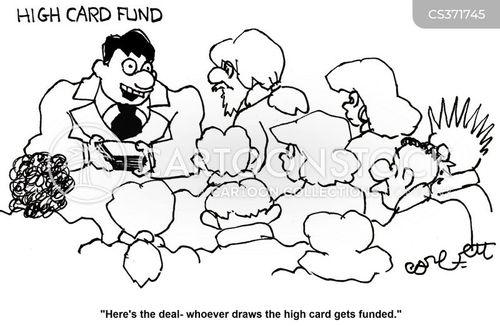 bursaries cartoon