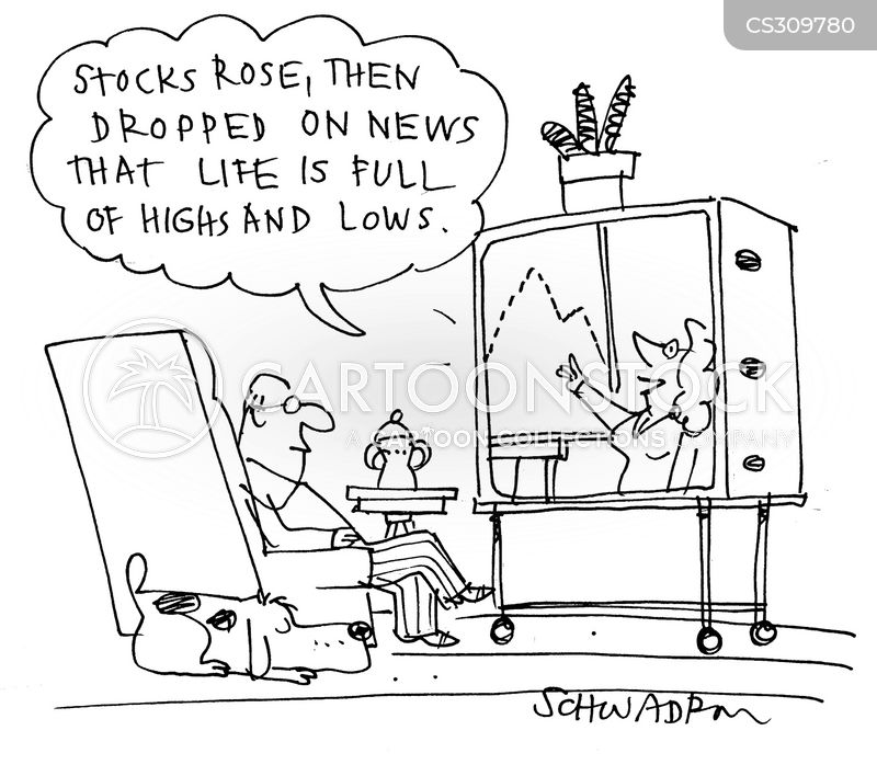 lows cartoon