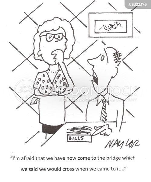 billpayer cartoon