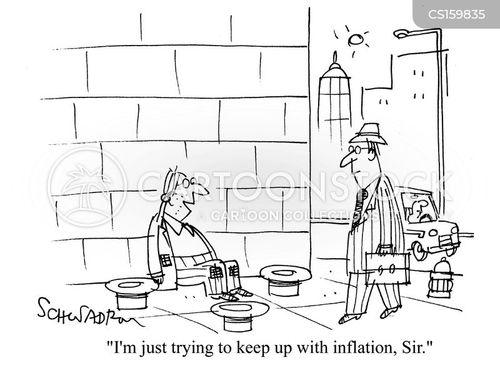 penniless cartoon