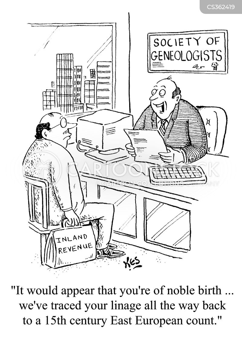 Geneology cartoons, Geneology cartoon, funny, Geneology picture, Geneology pictures, Geneology image, Geneology images, Geneology illustration, Geneology illustrations