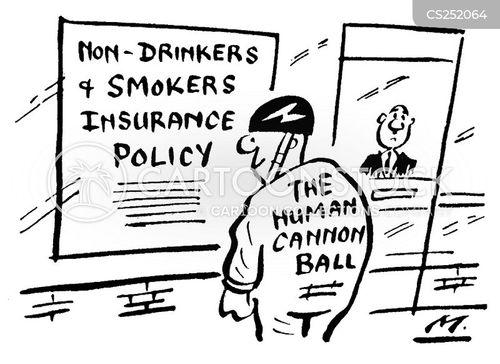 taking risks cartoon